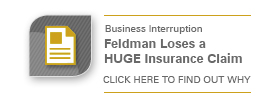 business interruption and litigation support
