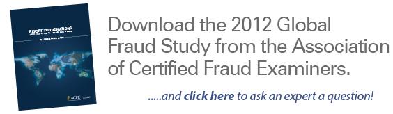 Global Fraud Report