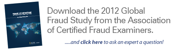 Global Fraud Report