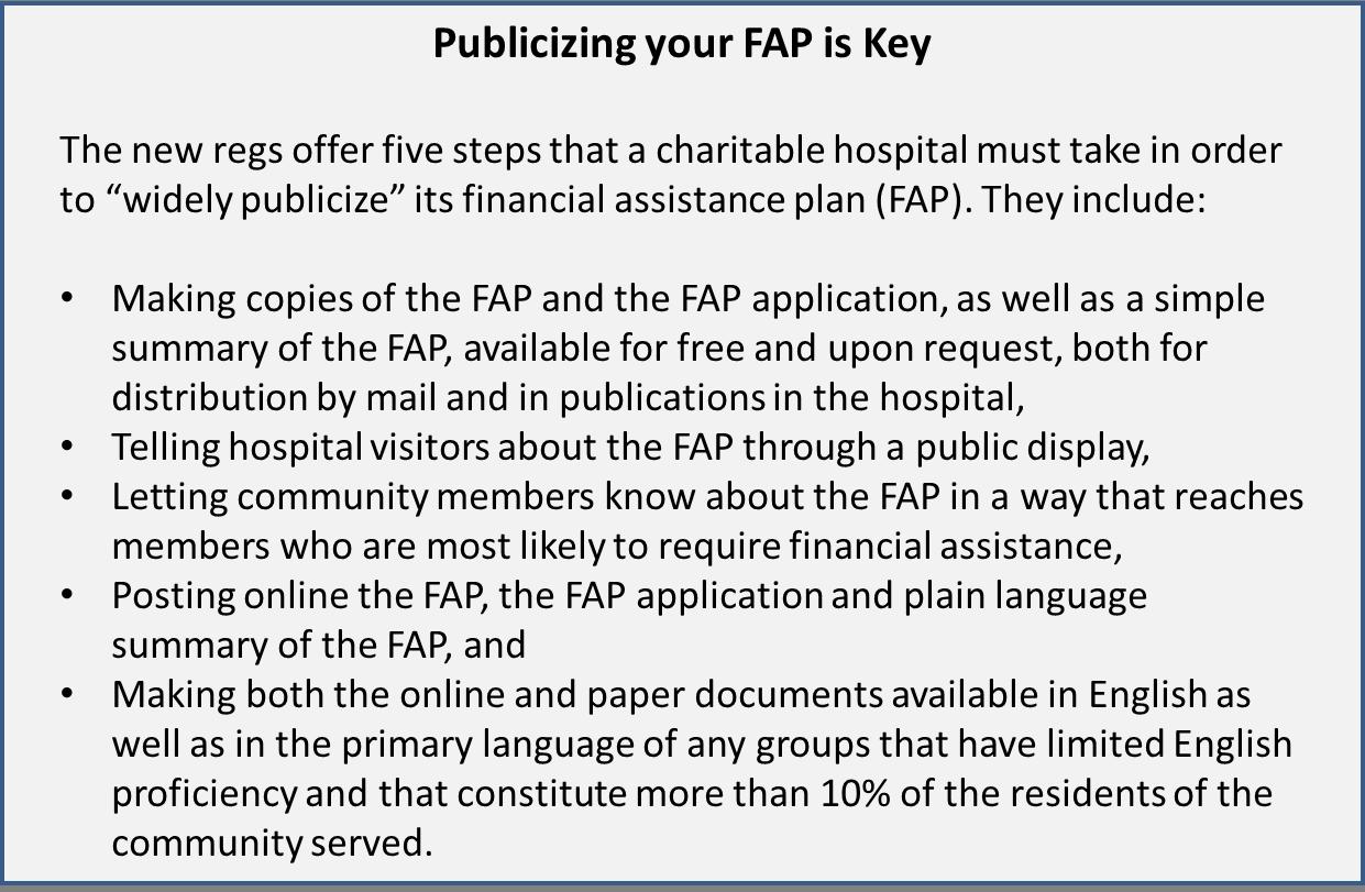 tax-exempt hospitals