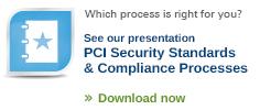 PCI security standards