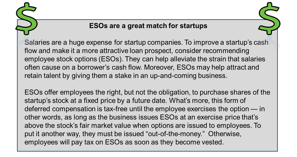 asset based lending and startups