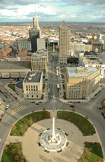 buffalo aerial view small