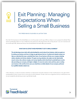 Exit Planning Cover