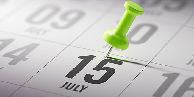 July 15 Tax Extension