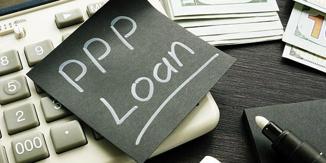 PPP Loan Update