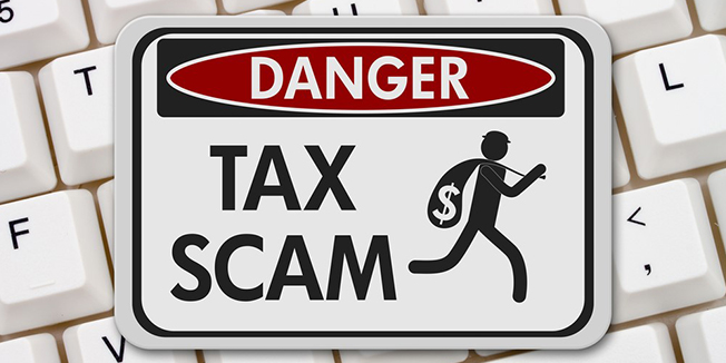 Tax Scam Blog