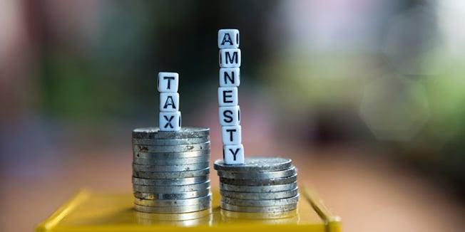tax amnesty blog