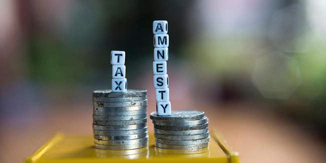 tax amnesty blog