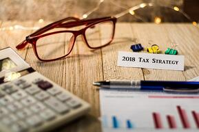 tax strategy image